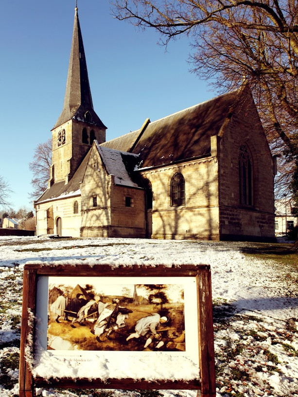 Pieter Brueghel´s Sint-Anna Flanders Fields