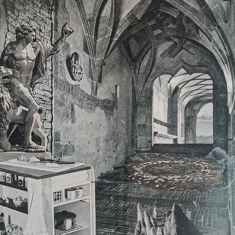 2009 Collage sobre papel 28 x 20 cm 1.000 €