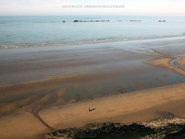 Gold Beach / Arromanches-les-Bains