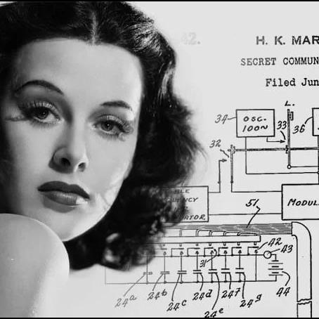 Dones amb veu : Hedy Lamarr