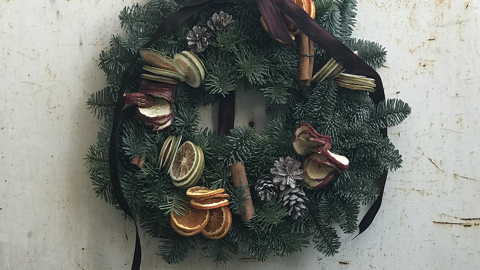 Small Christmas wreath