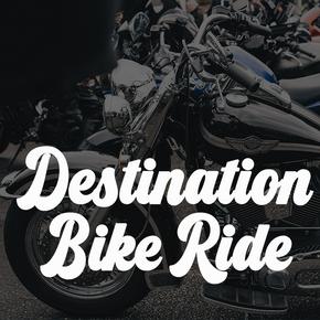 Destination Bike Ride