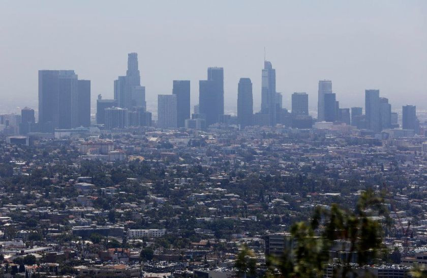 New satellite measurements show how dirty Los Angeles' air really is - Los  Angeles Times