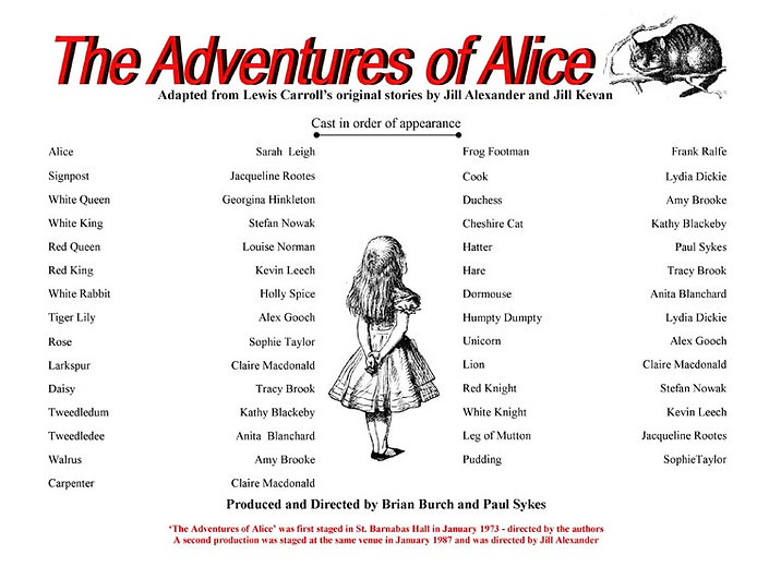 The Adventures of Alice 2009 programme .jpg