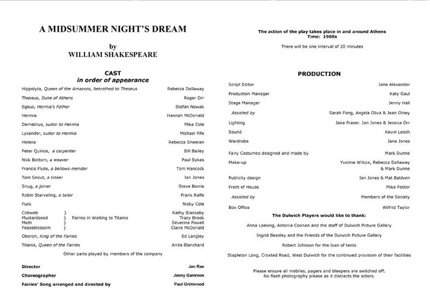 A Midsummer Night's Dream 2008 programme .jpg