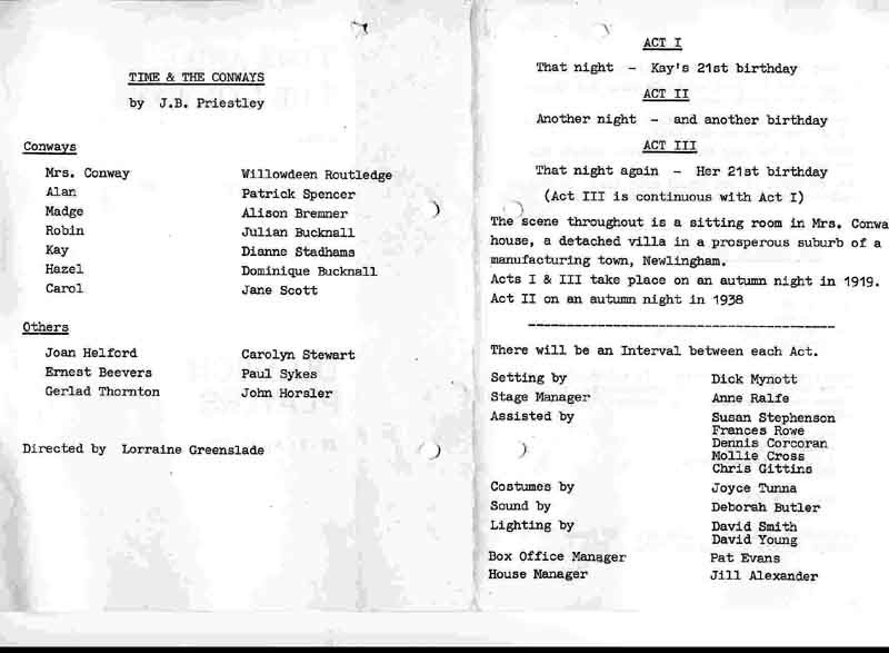 Time and The Conways 1985 programme .jpg
