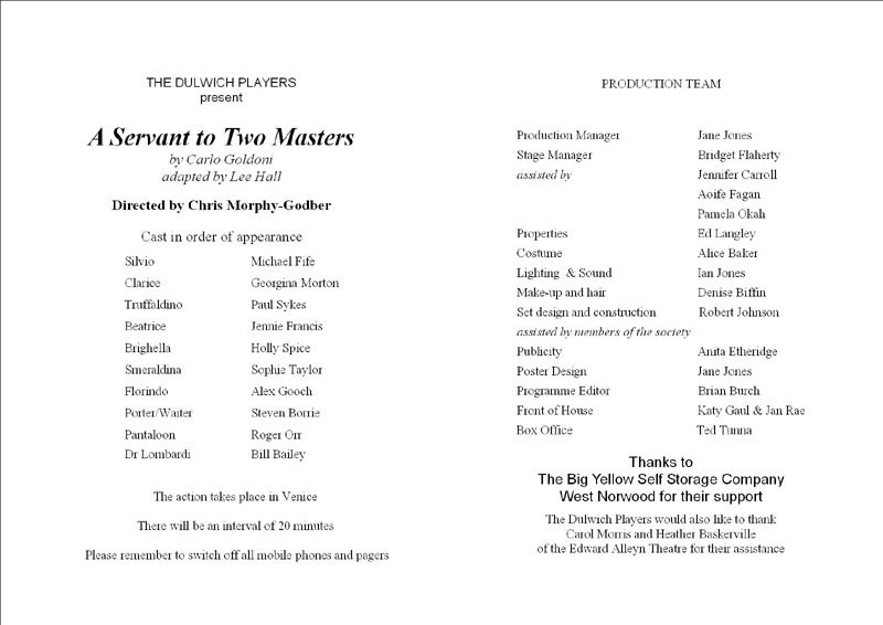 A Servant to Two Masters 2010 programme .jpg