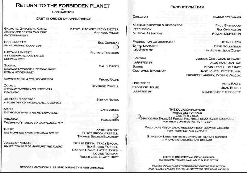 Return to the Forbidden Planet 2003 programme .jpg