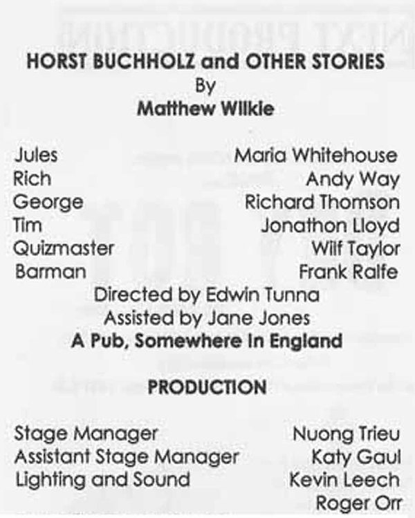 Horst Buchholz and other stories 2008 programme .jpg