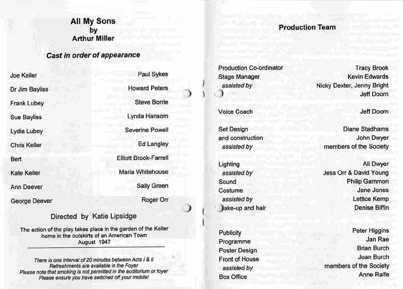 All My Sons 2002 programme .jpg
