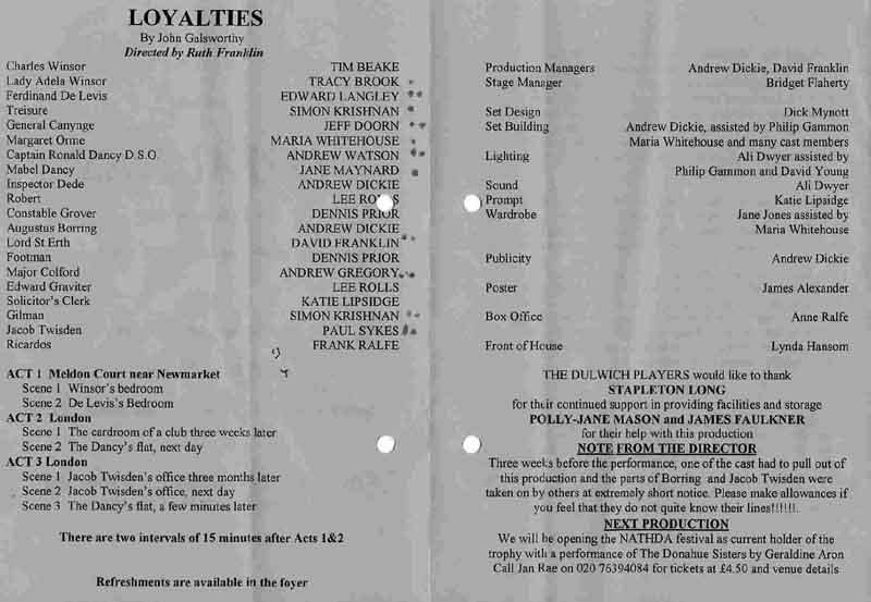 Loyalties 2000 programme .jpg