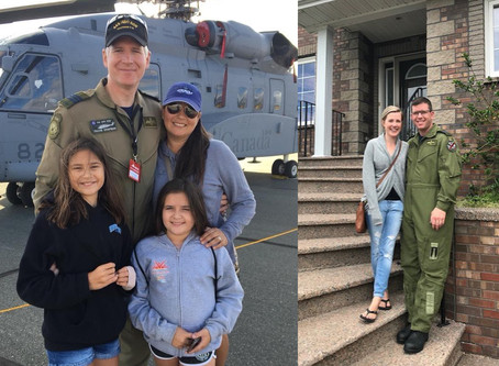 Tips for military members buying a home in HRM.
