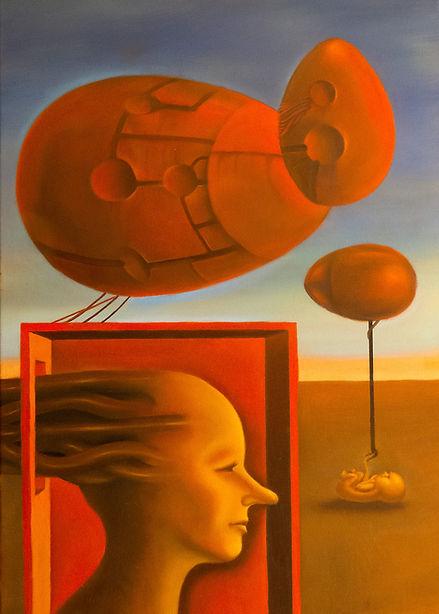 IIXIXX, surrealist landscape