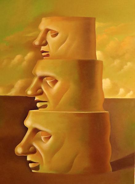Dream image, contemporary art