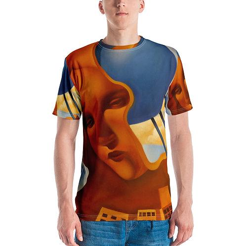 Leonardo's Bioconstruction Men's T-shirt