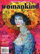 Womanking magazine