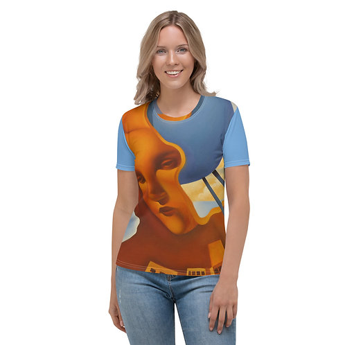 Leonardo's Bioconstruction Women's T-shirt