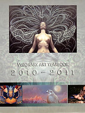 visionary art yearbook