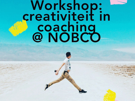 Workshop Creativiteit in Coaching @ NOBCO