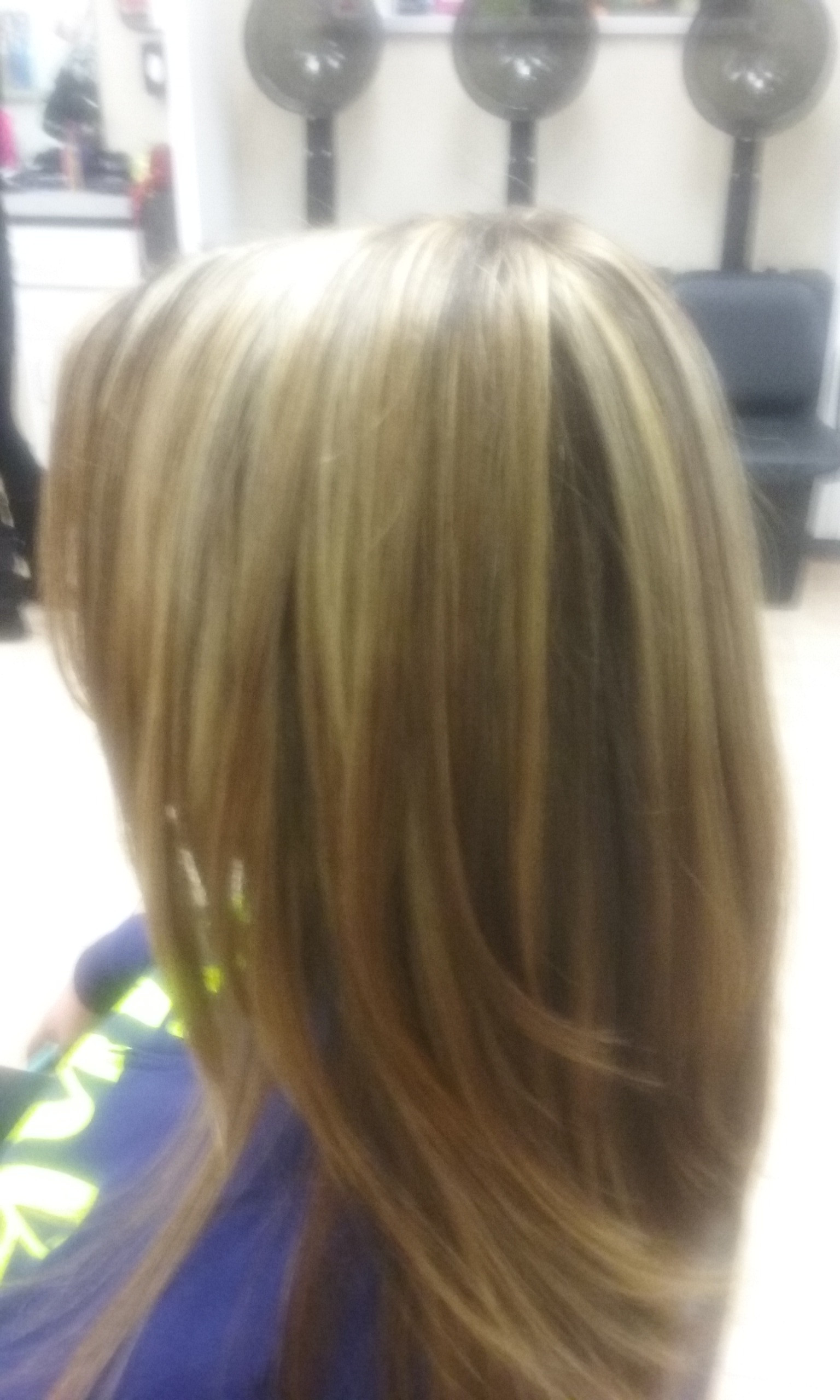 Full Highlight & Hair Cut