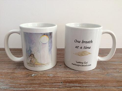 Letting Go Mug