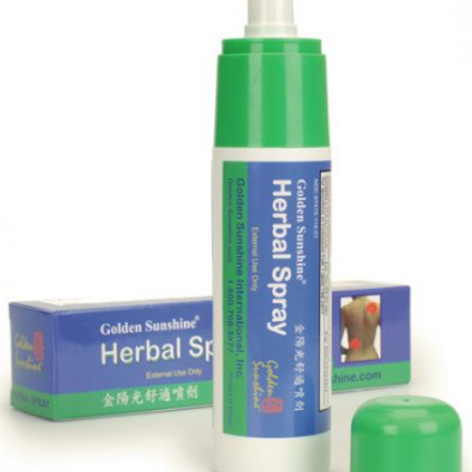 Herbal Spray