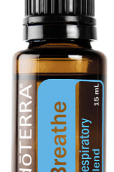 doTerra Breathe Essential Oil Blend