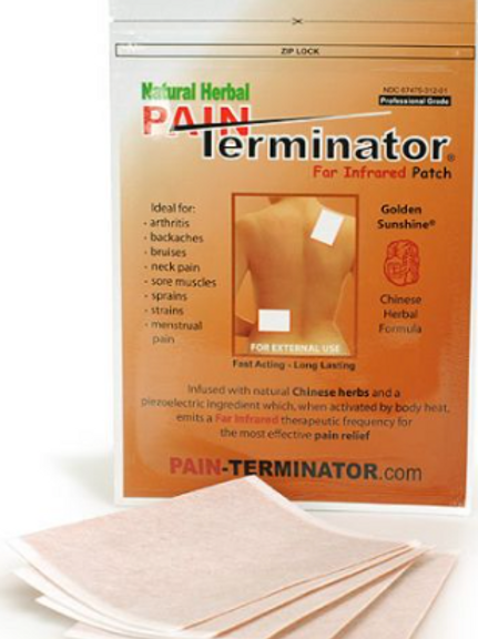 Pain Terminator Far-Infrared Patch