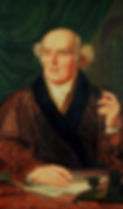 Homeopath Samuel Hahnemann