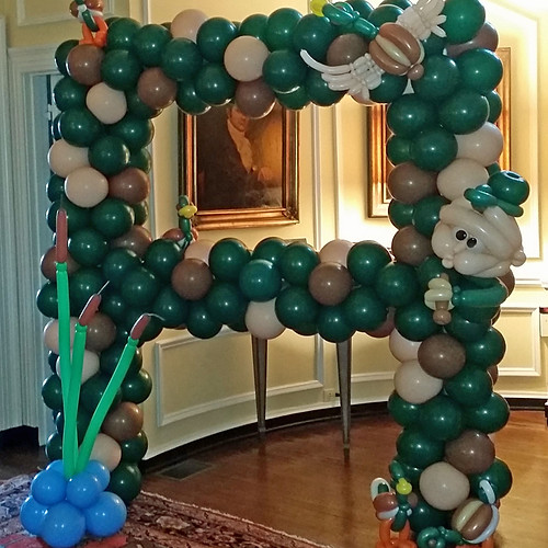 Balloon Photo Frame Selfie Station