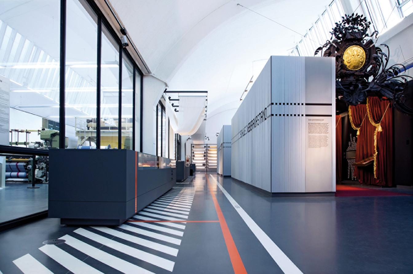Textil- und Industriemuseum