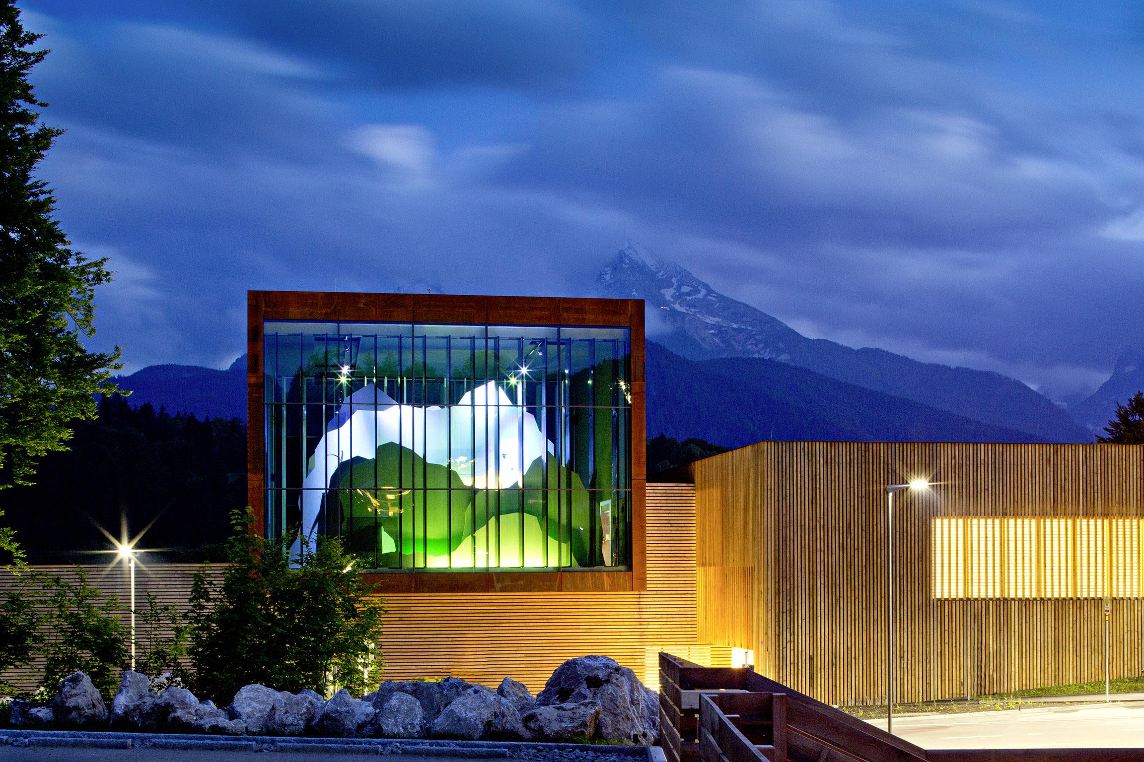 Haus der Berge