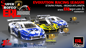 ERL-Super Trofeo - Etapa final Road Atlanta