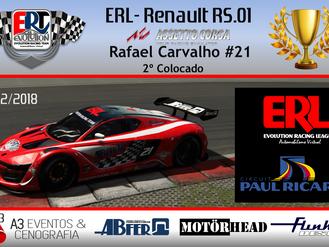 ERL-Renault R.S.01 - Paul Ricard