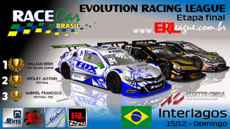 ERL-RaceCar Brasil - Etapa final Interlagos