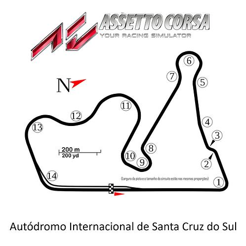 Autódromo Virtual Santa Cruz do Sul