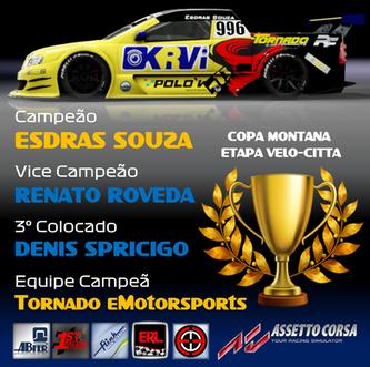 ERL - Copa Montana (Final)