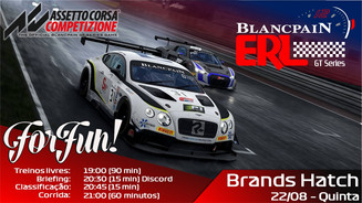 ERL-ACC BlancpaiN - Brands Hatch