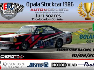 Opala 1986 - Etapa 2