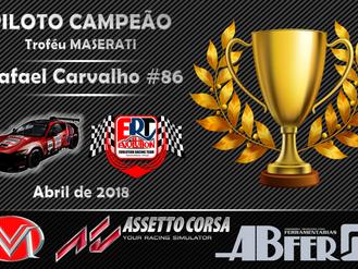 Equipe Campeã (Troféu Maserati)