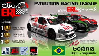 ERL-Copa Clio – Et3 – Goiânia