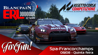 ERL-ACC BlancpaiN Series (Spa-Francorchamps
