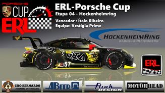 ERL-Porsche Cup Etapa 04/06 – HockenheimRing