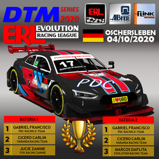 ERL-DTM 2020 - Etapa Final OSCHERSLEBEN