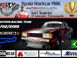 Opala 1986 3ª Etapa – RacersAV