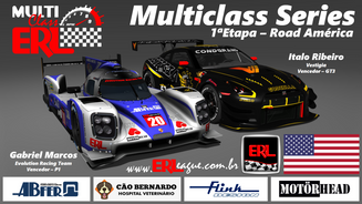 ERL-Multiclass Series 1ªEt.Road América