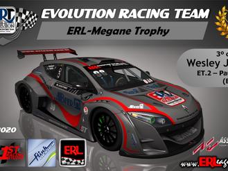 ERL-Megane Trophy - Paul Ricard