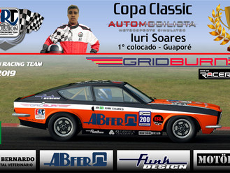 Copa Classic – Etapa 4 (Guaporé)