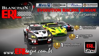 ERL-4Fun BlancpaiN Series (Le Mans)