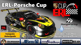 ERL-Porsche Cup Etapa – 05/06 – Hungaroring